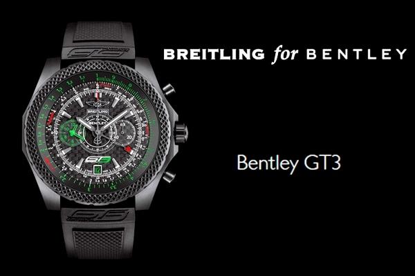 Reloj Cronógrafo Bentley GT3