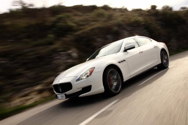 Maserati Quatroporte 2013