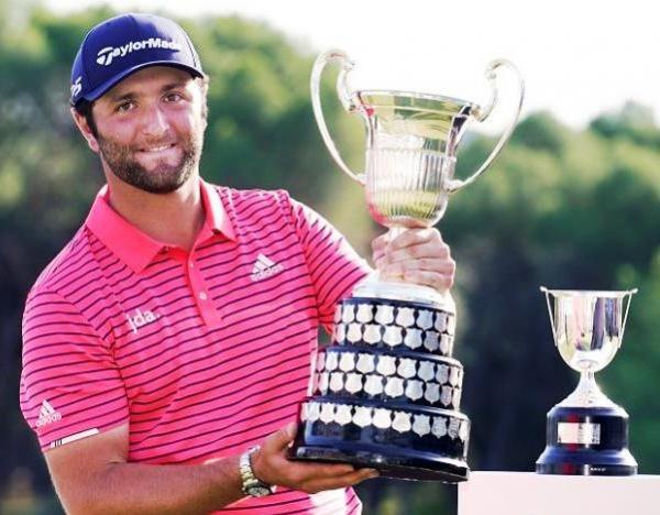 Jon Rahm conquista de nuevo el Open de España de Golf