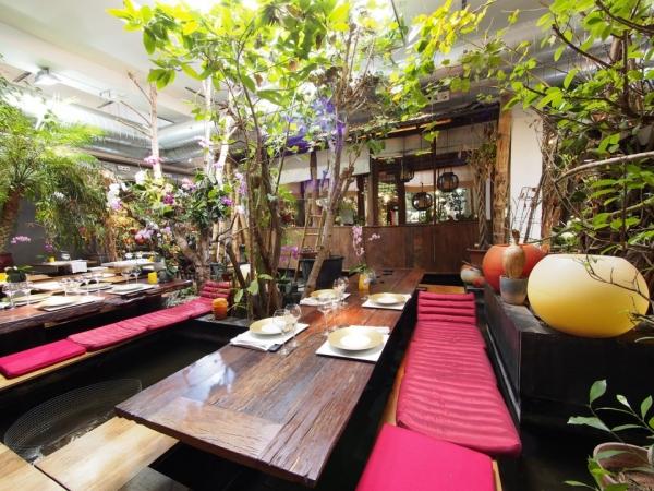 Restaurante Indochine Barcelona