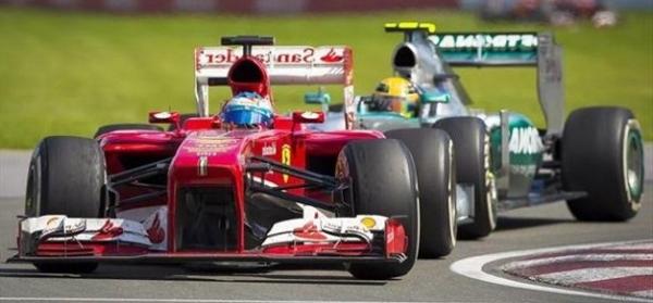 Gran Premio de Canadá - Exhibición de Alonso para conseguir la segunda plaza