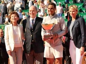 Rafa Nadal conquista el 11º título en Mónaco