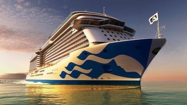 Princess Cruises presenta nuevos detalles sobre el Majestic Princess