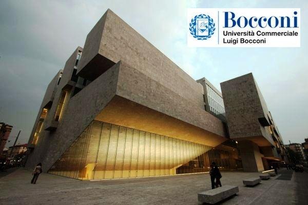 Cátedra de  moda y gestión del lujo de LVHM en la Universidad Bocconi