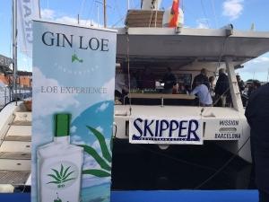 Presentación Gin Loe, Aires de Formentera