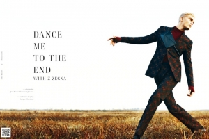 Dance Me to the End - Video editorial Moda