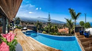 Villa de lujo y diseño moderno en La Orotava, Islas Canarias