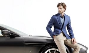 Nueva colección cápsula 'Aston Martin by Hackett'