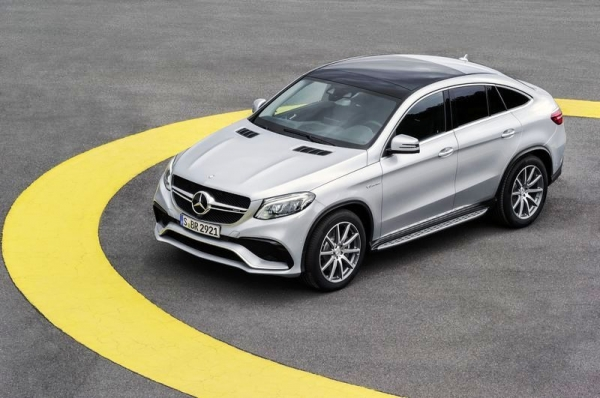 Mercedes-AMG GLE 63 Coupé 4MATIC