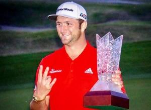 Jon Rahm conquista el CareerBuilder Challenge del PGA Tour