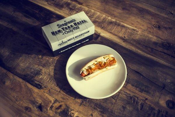 Secretos para preprarar las hamburguesas y hot dogs más neoyorquinos