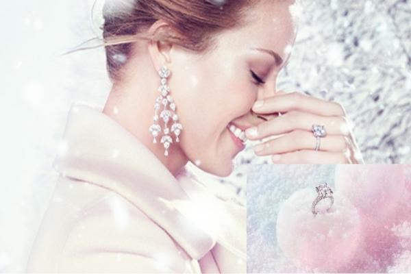 La colección de Alta Joyería de Chopard homenajea la elegancia del diamante