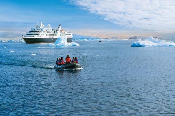 Silversea ofrece la oportunidad de observar vida a través de una lente