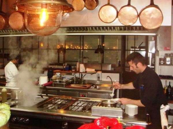 El chef Giacomo Massaglia