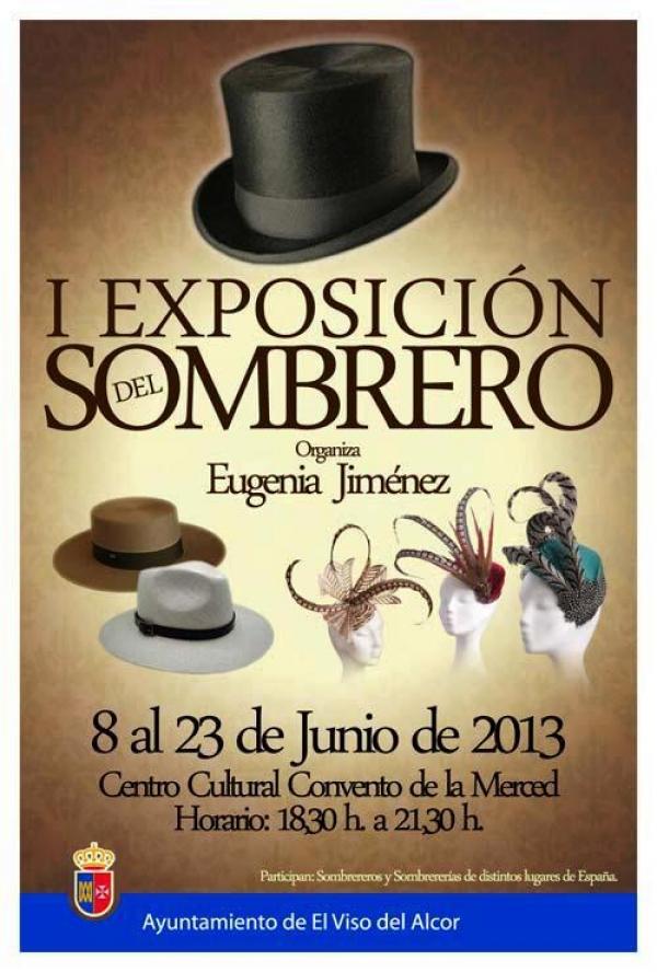 I Exposición del Sombrero