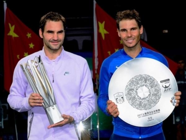 Rafael Nadal subcampeón del Masters 1000 de Shanghái