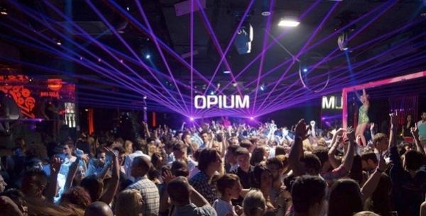 Festival WEDJS 2015 en Opium Barcelona
