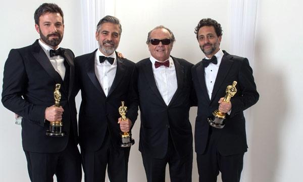 Las joyas de las actrices en los Oscars 2013