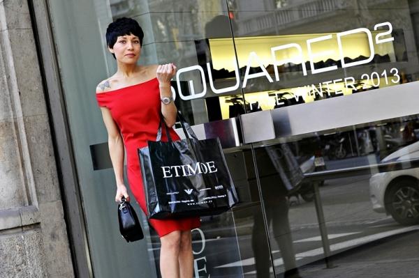 Roxana Ayala, personal shopper en Barcelona, nos presenta ETIMOE.