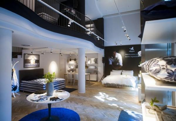 Hästens inaugura su segunda tienda en Barcelona
