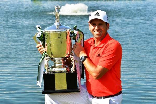 Sergio García firma una magnifica victoria en el SMBC Singapore Open+ del Asian Tour y Jiménez, cuarto en el Mitsubishi Electric Championship