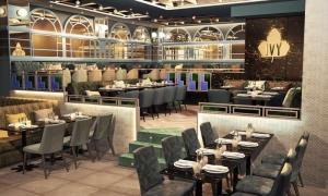 Restaurante espectáculo & Lounge IVY Barcelona