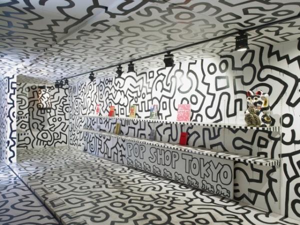 Lio Malca presenta la exposición de Keith Haring en la Nave Salinas de Ibiza