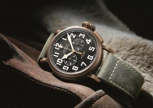 Reloj Zenith Cronógrafo Pilot Extra Special Colección Heritage