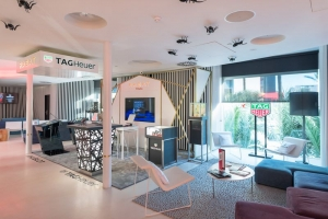 TAG Heuer inaugura una pop up store en el Ushuaïa Ibiza Beach Hotel