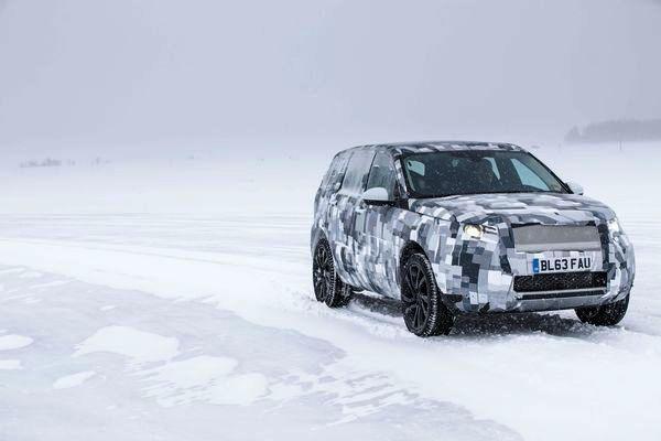 Land Rover y Virgin Galactic revelan información sobre sus programas de pruebas