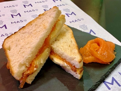 MAS Food Lovers presenta su nueva carta de sandwiches