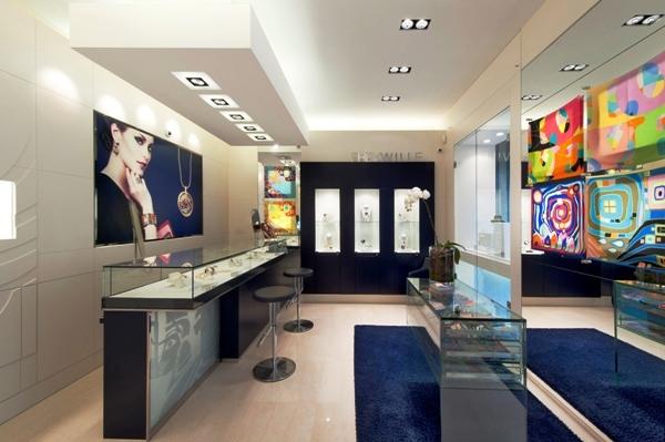 Nueva boutique de Freywille en la calle Serrano 20