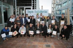 La Tapa Solidaria se consolida como el compromiso anual de la restauración con el Casal dels Infants