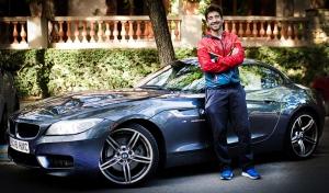 Entrevistamos al tenista de dobles Marc López