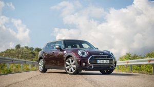 MINI Clubman Cooper SD