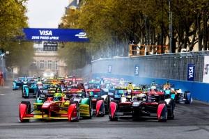 Lucas di Grassi gana el E Prix de Fórmula Eléctrica en París