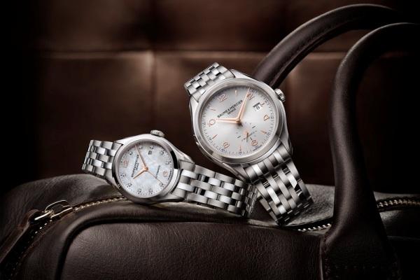 Baume & Mercier Colección Clifton 30 mm