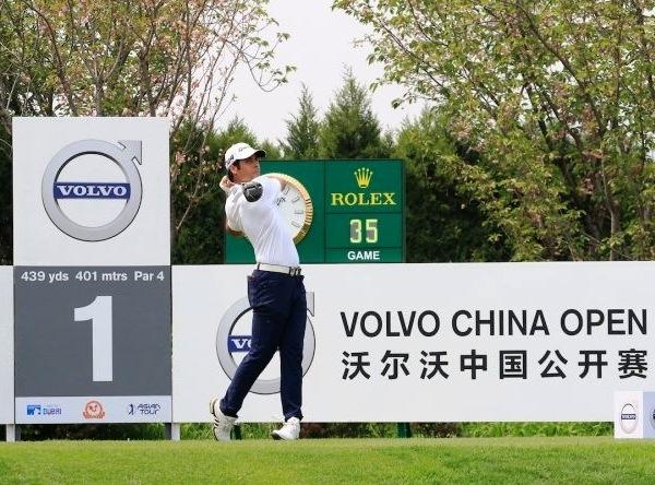 Adrián Otaegui 2º y Jorge Campillo 3º en el Volvo China Open Golf