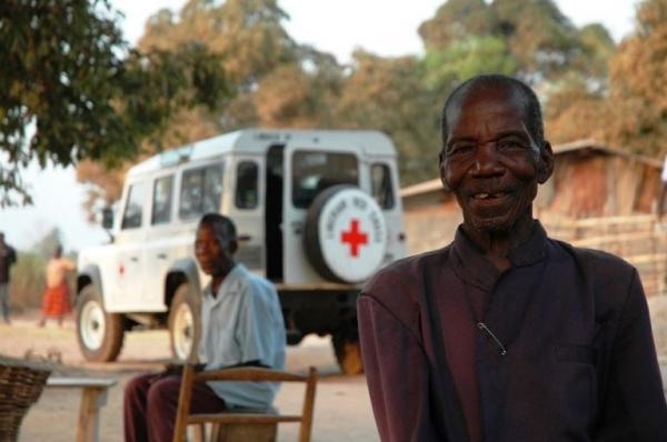 Land Rover y Cruz Roja, 60 Años trabajando juntos