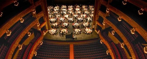 Gran Noche Solidaria en el Gran Teatro del Liceo de Barcelona con 4 Estrellas Michelin