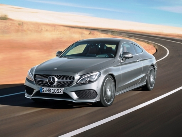 Mercedes Benz Clase C Coupé