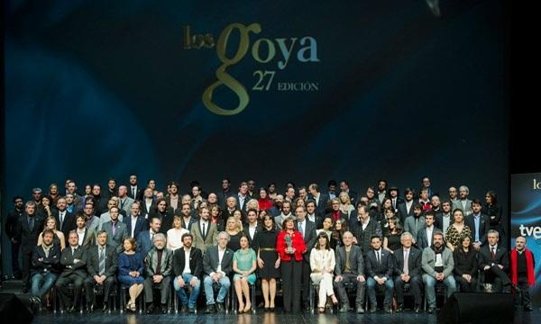 Blancanieves de Pablo Berger, la gran triunfadora de los Premios Goya 2013