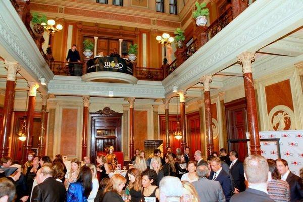 Gala Consular e Institucional Barcelona 2016 - Entrega de los Premios 'C' de Oro Barcelona 2016