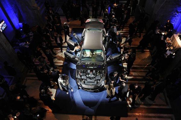 Presentación Maserati Quattroporte