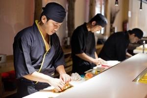 Barra restaurante Shibui