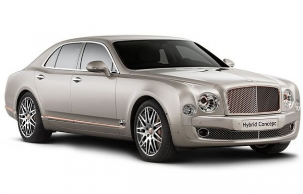 Bentley Hybrid