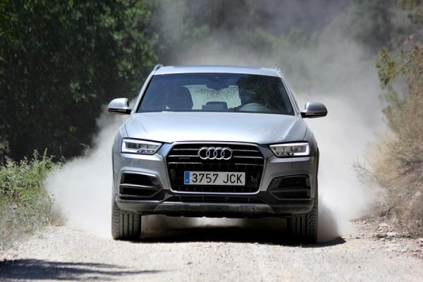 Audi Q3 2.0 TDI 184cv