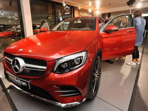 AutoBeltran presenta el nuevo Mercedes-Benz GLC Coupé en sus renovadas instalaciones
