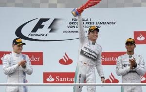 GP F1 de Alemania - Los Mercedes no fallan