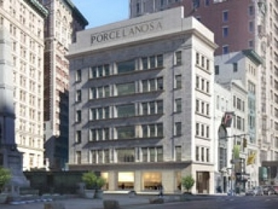 PORCELANOSA inaugura su tienda insignia en Nueva York